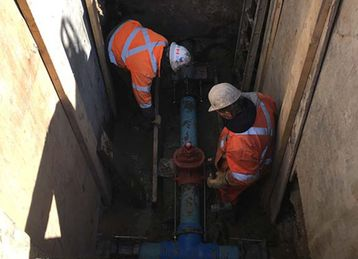 Welding for Commercial & Industrial Chilled Water Systems